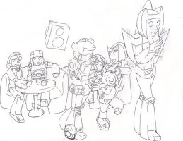 Chillaxin by G1-Ratbat