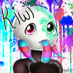 Wheezy - Kiwi-Cookii-Kream Icon by FlummyFlumOx