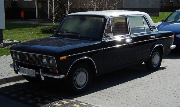 Lada 2106 by Abrimaal