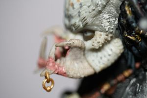 Tusk Piercing by Miss-DNL