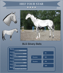 4* HIEF - BLS Silvery Bells by FourthTemptation