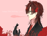 happy 25th son by squichi