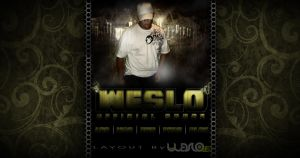 Myspace Layout by Weslo11