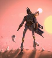 Fett lives by OmenD4