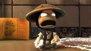 Little Big Planet Raiden by Canovoy
