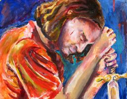 AP Drawing Concentration 8 by Meloncov