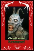 Greetings from Krampus! by matternicuss