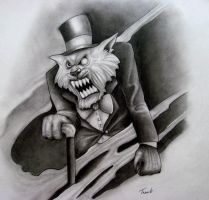 Victorian Hell Cat by happytrenty