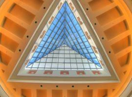 HDR Skylight 4 by redtailhawker