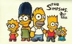 The Simpsons by DarkDorArt