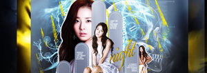 NIGHT SIGNATURE by selkkie