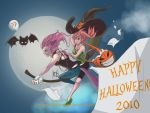 FF13 Halloween Greetings 2010 by LeQueen