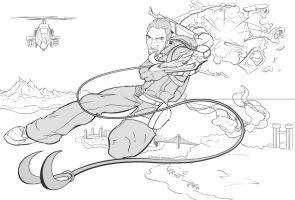 Just Cause 2 Outlines by Diam0nt