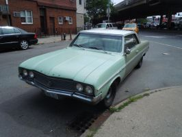 Two Tone Buick by Brooklyn47