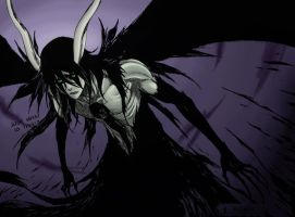 True Ulquiorra by scraff