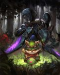 Come into my arms,Teemo!!! by zippo514