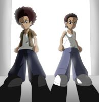 Boondocks by bocodamondo