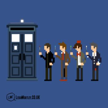Doctor Who Again? by Bluemutantfreak