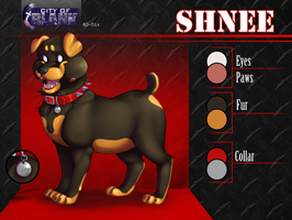 Shnee Reference by 60-Six