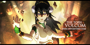 Sign Toph by TNiki