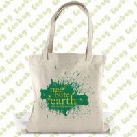 treebute to earth canvas bag by delademardeen