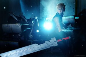 Cloud Strife by DaisyDA