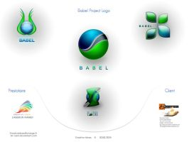 Babel Logo by Creative-ids