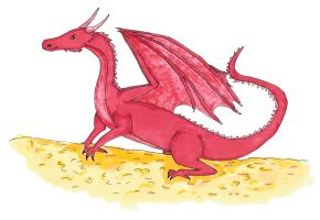 Smaug by Middeniht