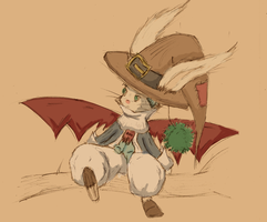 Moogle in the branches by see-dan-run