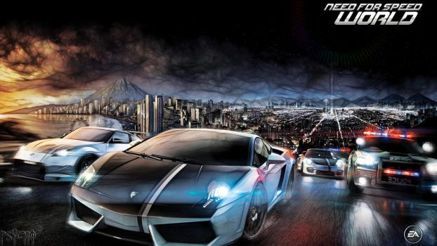 Need For Speed World by DemiPsycho