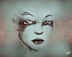 Rusted girl by YoulDesign