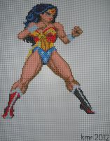 Wonder Woman Sprite Stitch by theygotme