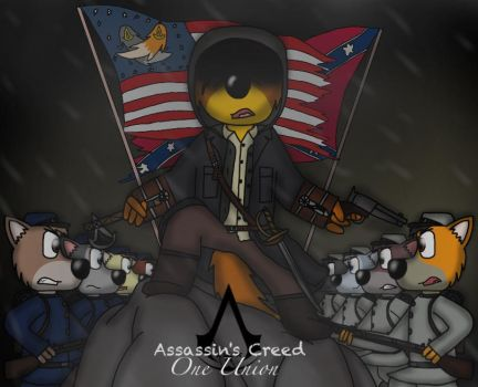 Assassin's Creed: One Union (Cover ver. 2) by ZachMFKAttack