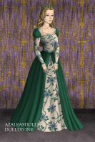 Jane Seymour, Promo Dress 2 by daretoswim7709