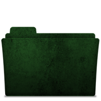 Folder-icon Green by TylerGemini