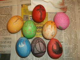 EASTER EGGS by Agent-Watson