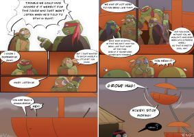 TMNT DR: Pages 39- END by Samantai