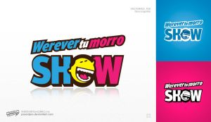 W2M Werevertumorro SHOW LOGO by paundpro