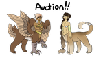 Auction : : Centaurs CLOSED by newt-able