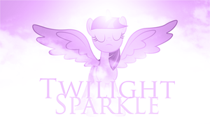 Twilight Sparkle Alicorn Wallpaper by KrewellaHanoi