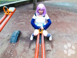 playing with Mizore by the-kender