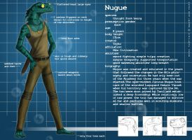 Nugue charsheet by Tacimur