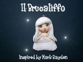 Inspired to Mark RYden by BrucaliffoBijoux