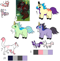 Adopt Rejects VII [ closed ] by opadopts