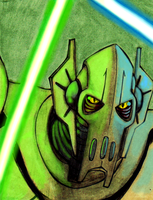 Grievous: Don't toy with me.. by PurpleRAGE9205