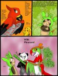 Fighting Grass with grass to evolve? by kingofthedededes73