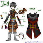 [CE]: Ten by TheShatteredParadox