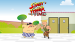 Street Fighter Time - Honda y Guile by Dave-Yerushalaim