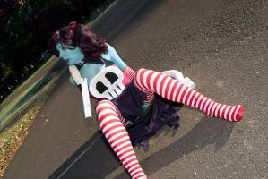 Owww! by TaliBelle-Cosplay