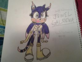 :GIFT: Jewel Galexina by ShadeTheLucario